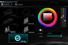 asrock-B450M-pro4_softwareLED1