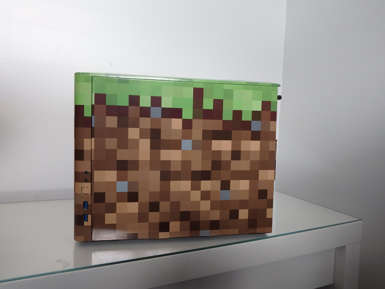 Minecraft PC Finished - right