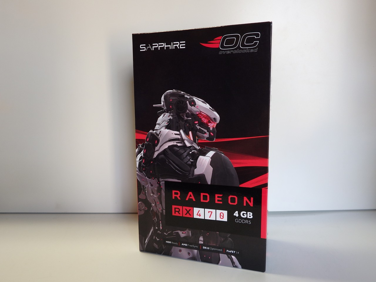 Reviewed: Sapphire RX470 4GB OC - PC Tech Reviews Australia