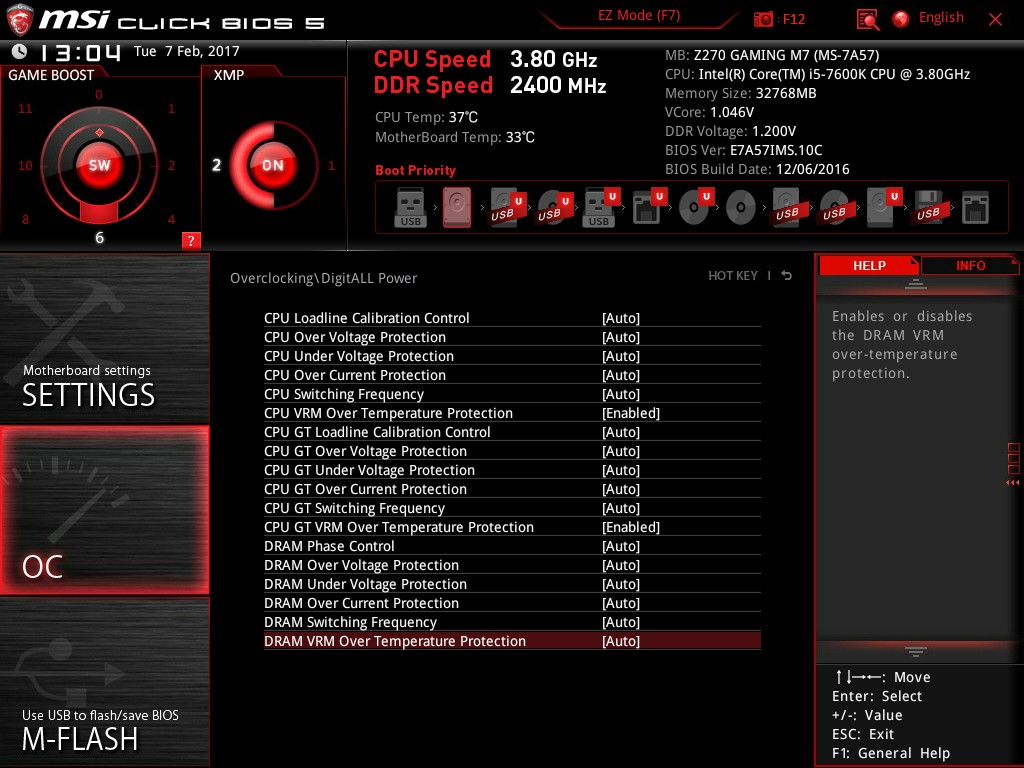 MSI-Z270-Gaming-M7-BIOS00007