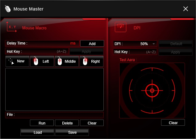 gaming-app-mouse-master