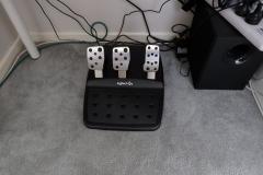 logitech-G920 pedals