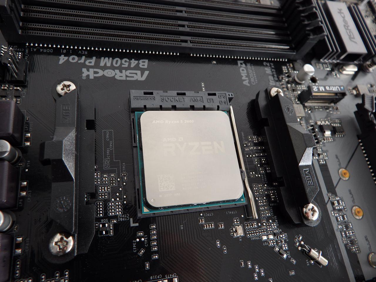 Reviewed: ASRock B450M Pro4 Motherboard - PC Tech Reviews