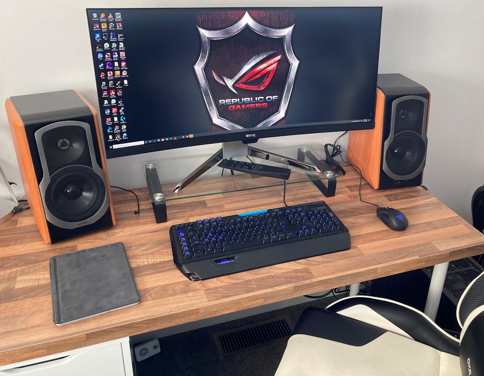 UWQHD-setup